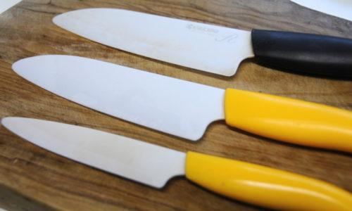 セラミック包丁の切れ味ってどうなの?メリット・デメリットとおすすめ包丁