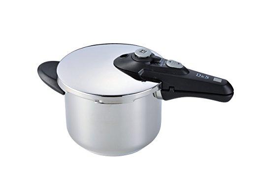 d&s圧力片手鍋