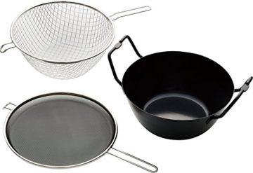 鉄製天ぷら鍋1