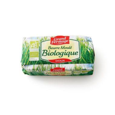 フランス産グラスフェッドバター