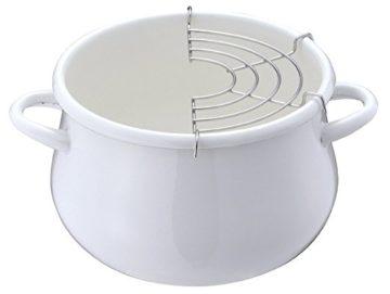 パール金属 プチクック ホーロー 天ぷら鍋