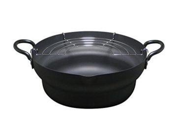 鉄製天ぷら鍋2
