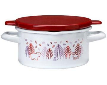 高木金属 ホーロー 天ぷら鍋