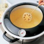 お手入れ簡単で使い勝手抜群!ホーロー製「天ぷら鍋」おすすめ6選