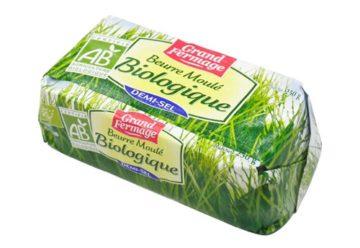 ノルウェー産グラスフェッドバター