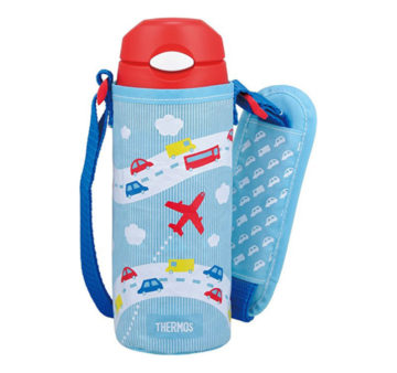 子供におすすめ紐付き水筒2