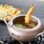 揚げ物上手になれる!『温度計付き天ぷら鍋』おすすめランキング