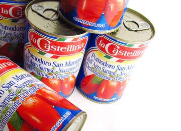 おすすめホールトマト缶8