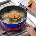 油を節約しながら揚げられる「揚げ物もできる深型フライパン」おすすめ6選