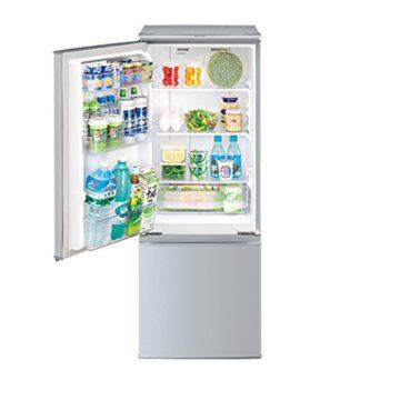 一人暮らし向きの左開き冷蔵庫1