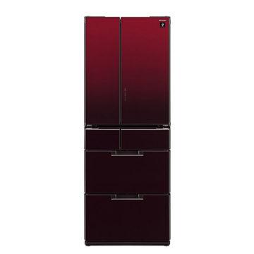 観音開きの冷蔵庫5