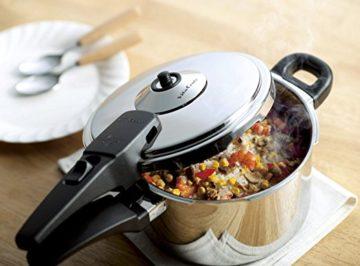 ご飯を美味しく炊ける圧力鍋4