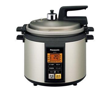 ご飯を美味しく炊ける圧力鍋1