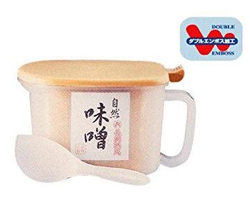 味噌のおすすめ保存容器7