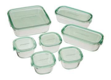 耐熱ガラスのおすすめ保存容器1