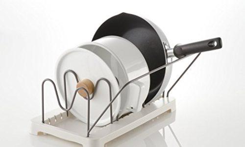 フライパンや鍋を立てて収納できる「フライパンスタンド」おすすめ8選