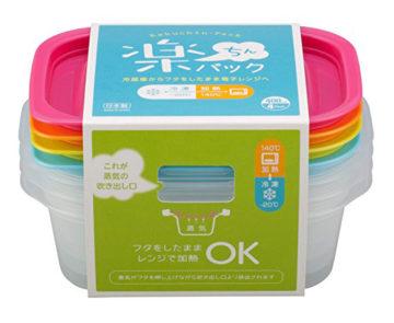 おすすめ冷凍保存容器1