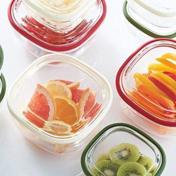 耐熱ガラスのおすすめ保存容器5