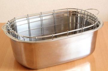 ステンレス製のおすすめ洗い桶8
