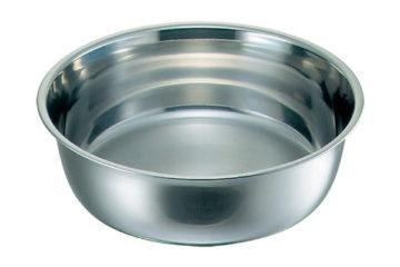 ステンレス製のおすすめ洗い桶5