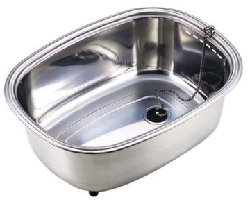 ステンレス製のおすすめ洗い桶4