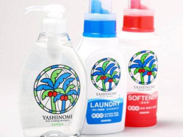 手にやさしい食器用洗剤5