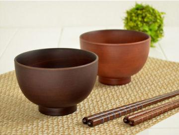 食洗機対応の汁椀・茶碗1