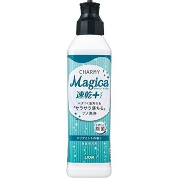 洗浄力の高い食器用洗剤5