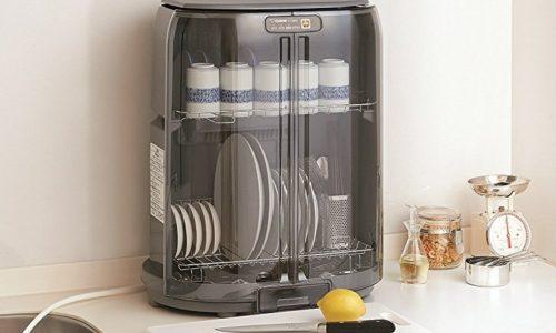 省スペースで使える縦型or小型の『コンパクト食器乾燥機』おすすめ5選