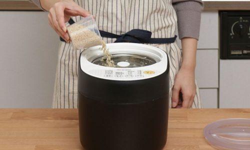 無洗米から胚芽米まで!精米歩合を調節できる『家庭用精米機』おすすめ6選