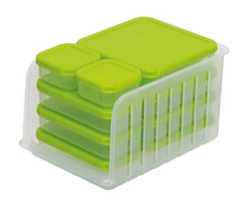 作り置きにおすすめの保存容器7