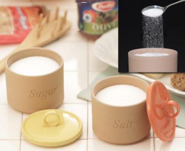 砂糖・塩が固まらないおすすめ保存容器2