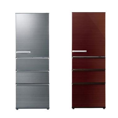 スリムサイズの使いやすいおすすめ冷蔵庫2