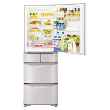 横幅60cmのスリムな大容量おすすめ冷蔵庫6