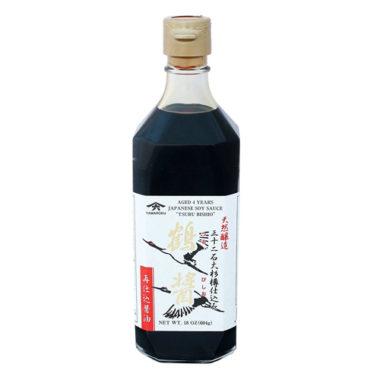 高級なおすすめ醤油5